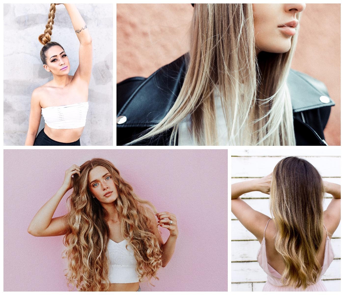 Zdrowe włosy pielęgnacja blof