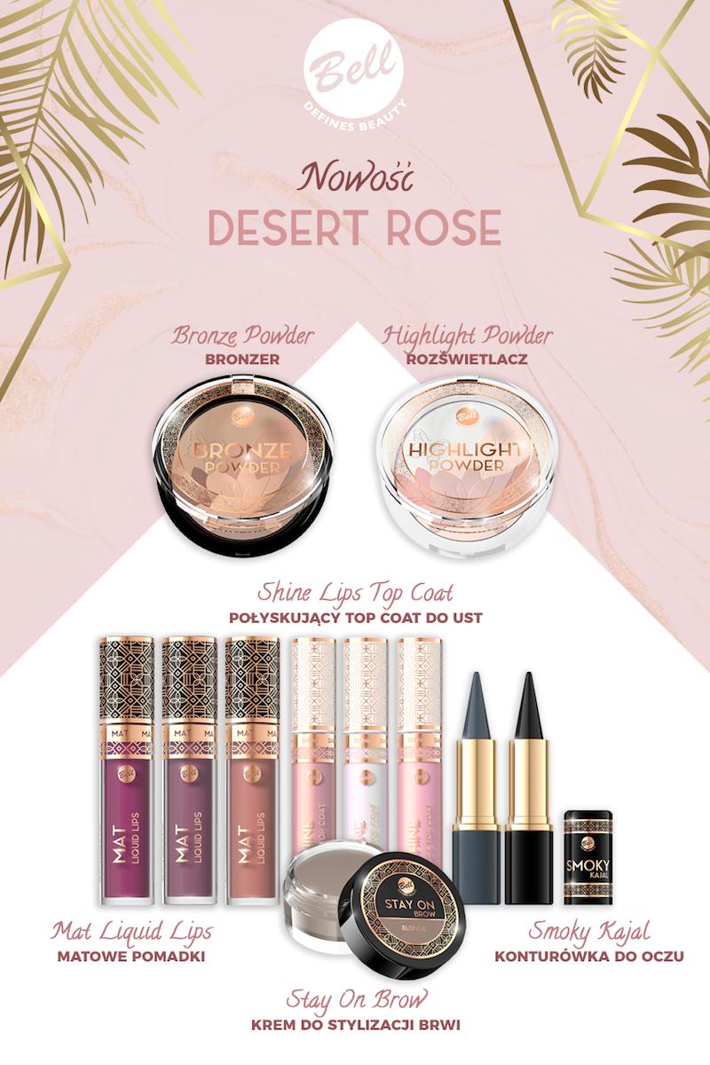 Bell Desert Rose