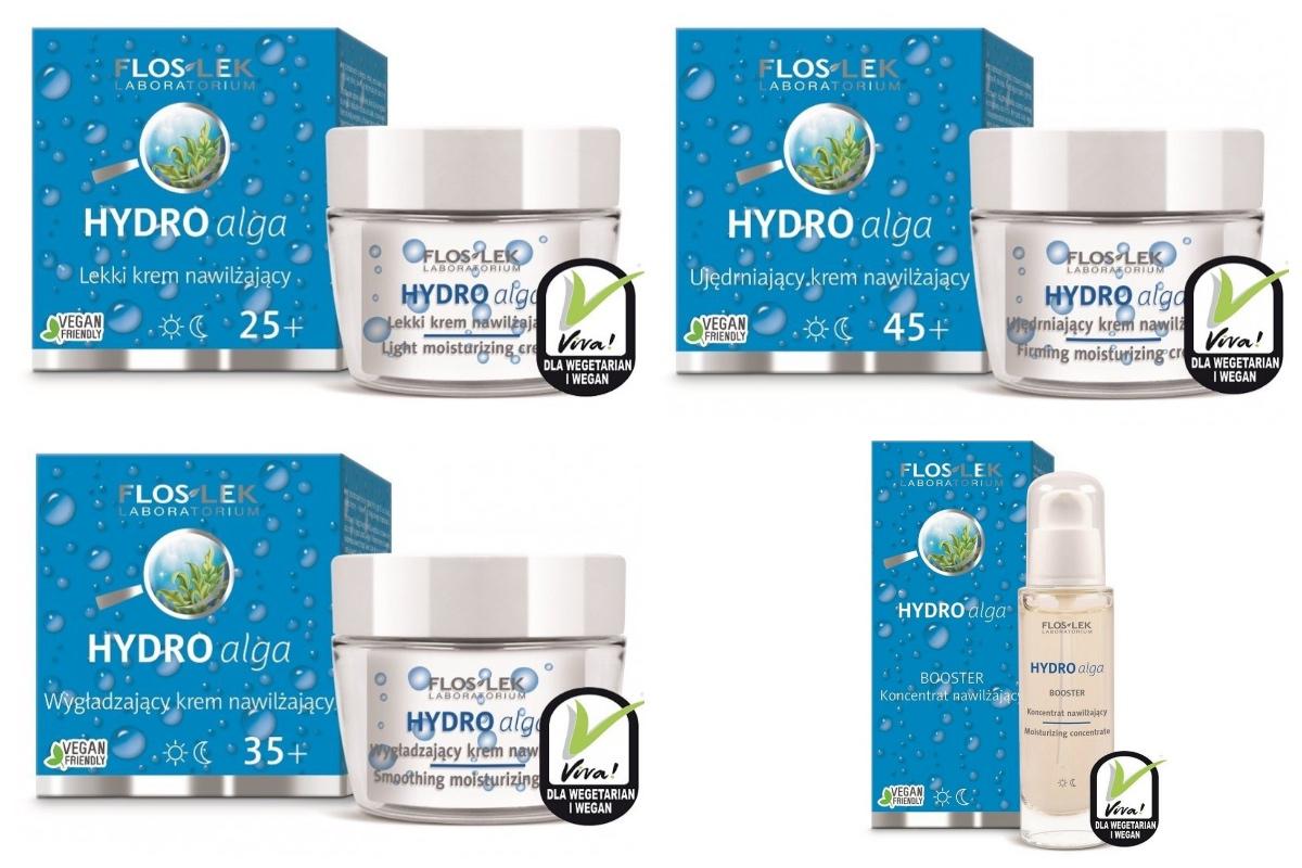 Floslek Hydro alga kosmetyki