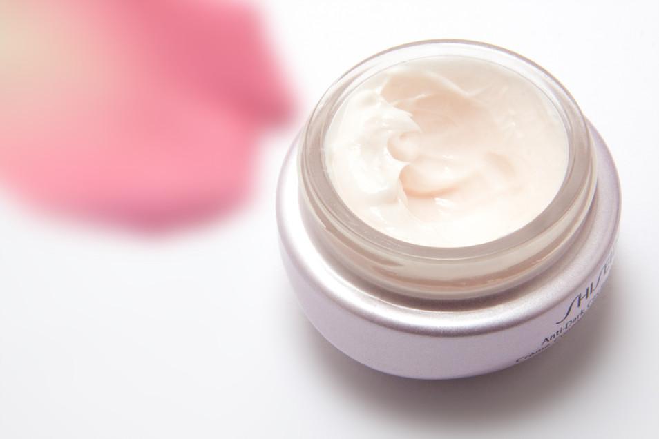 idealne porcje kosmetyków