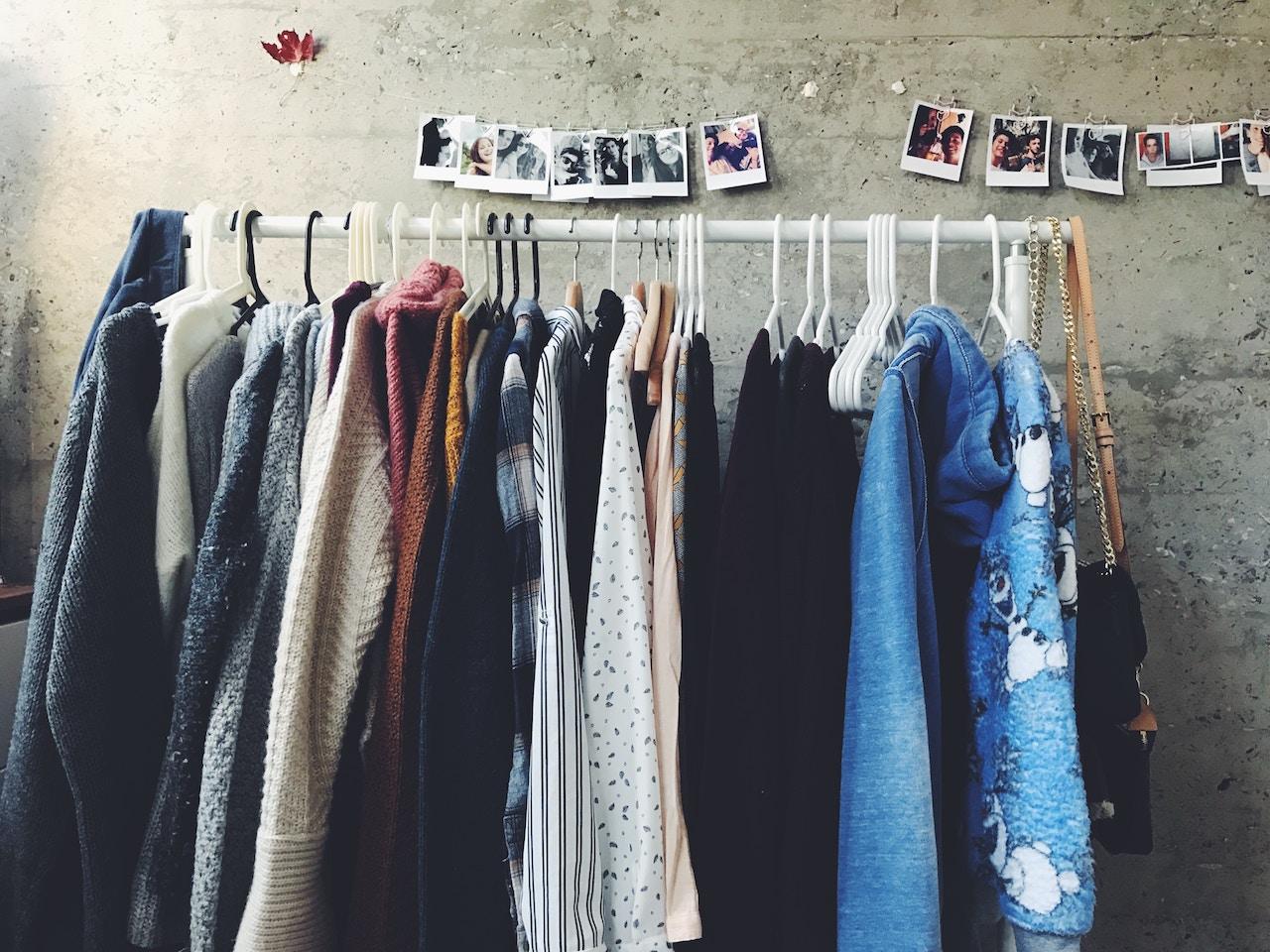 rzeczy które powinniśmy mieć w szafie blog