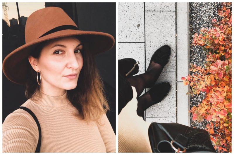 Stylizacja jesienna 2018 Flaming Blog