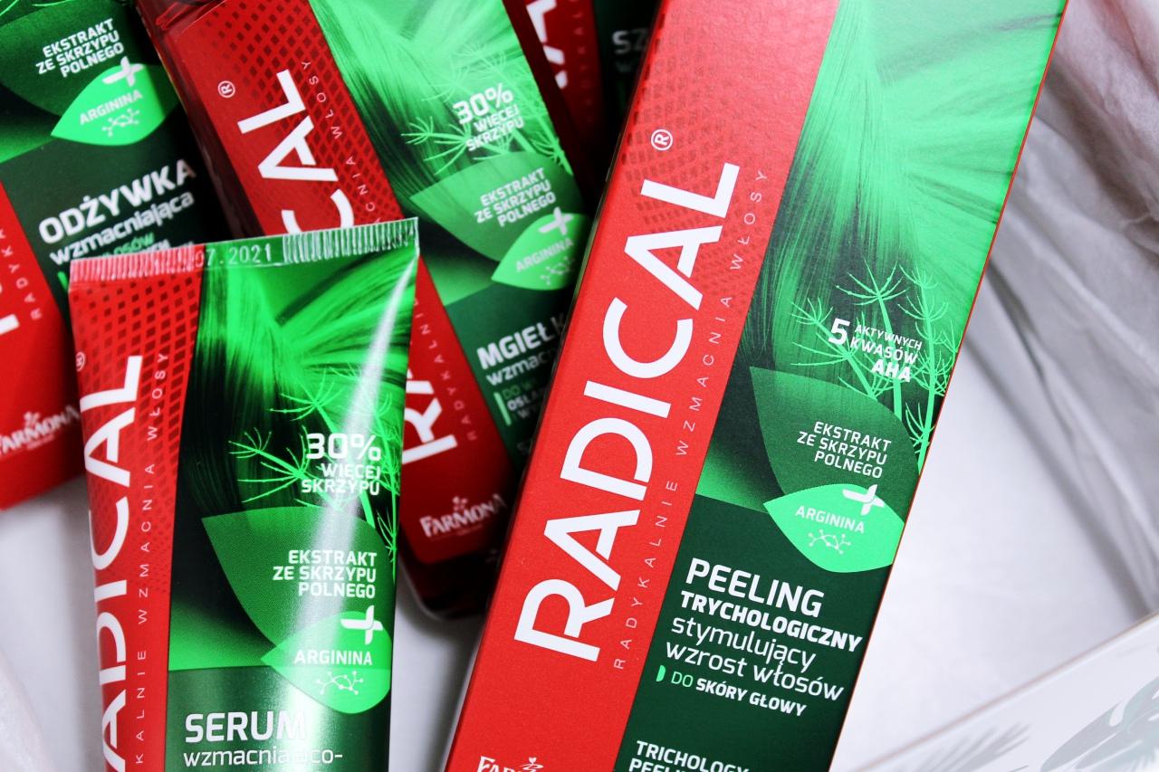 Peeling trychologiczny Radical Farmona
