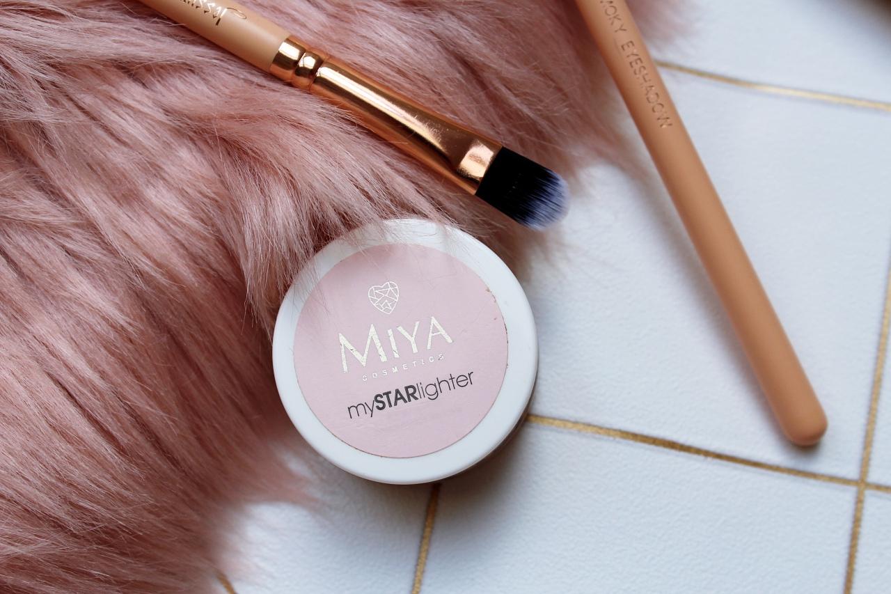 Rozświetlacz Miya Cosmetics opinia