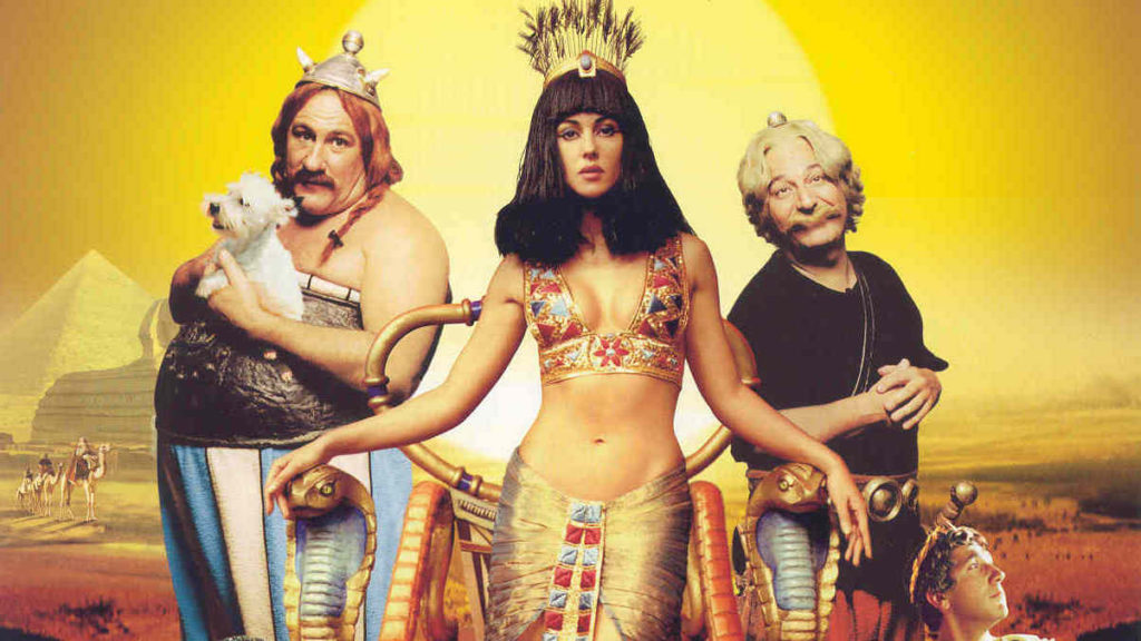 Asterix iObelix Misja Kleopatra