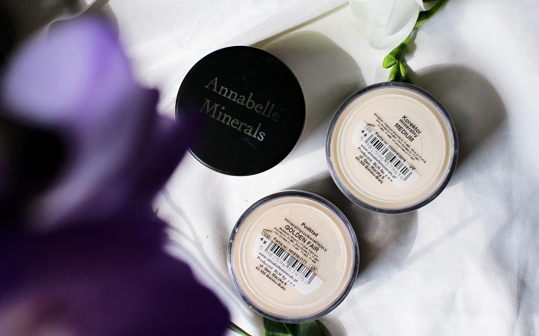 Annabelle Minerals kosmetyki mineralne Ekocuda