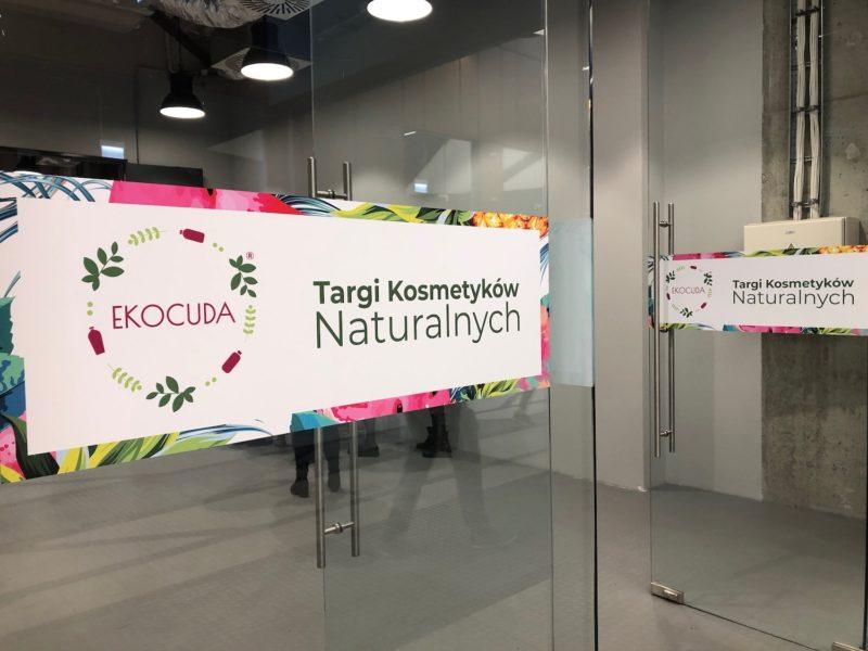 Ekocuda 2019 targi kosmetyczne Warszawa