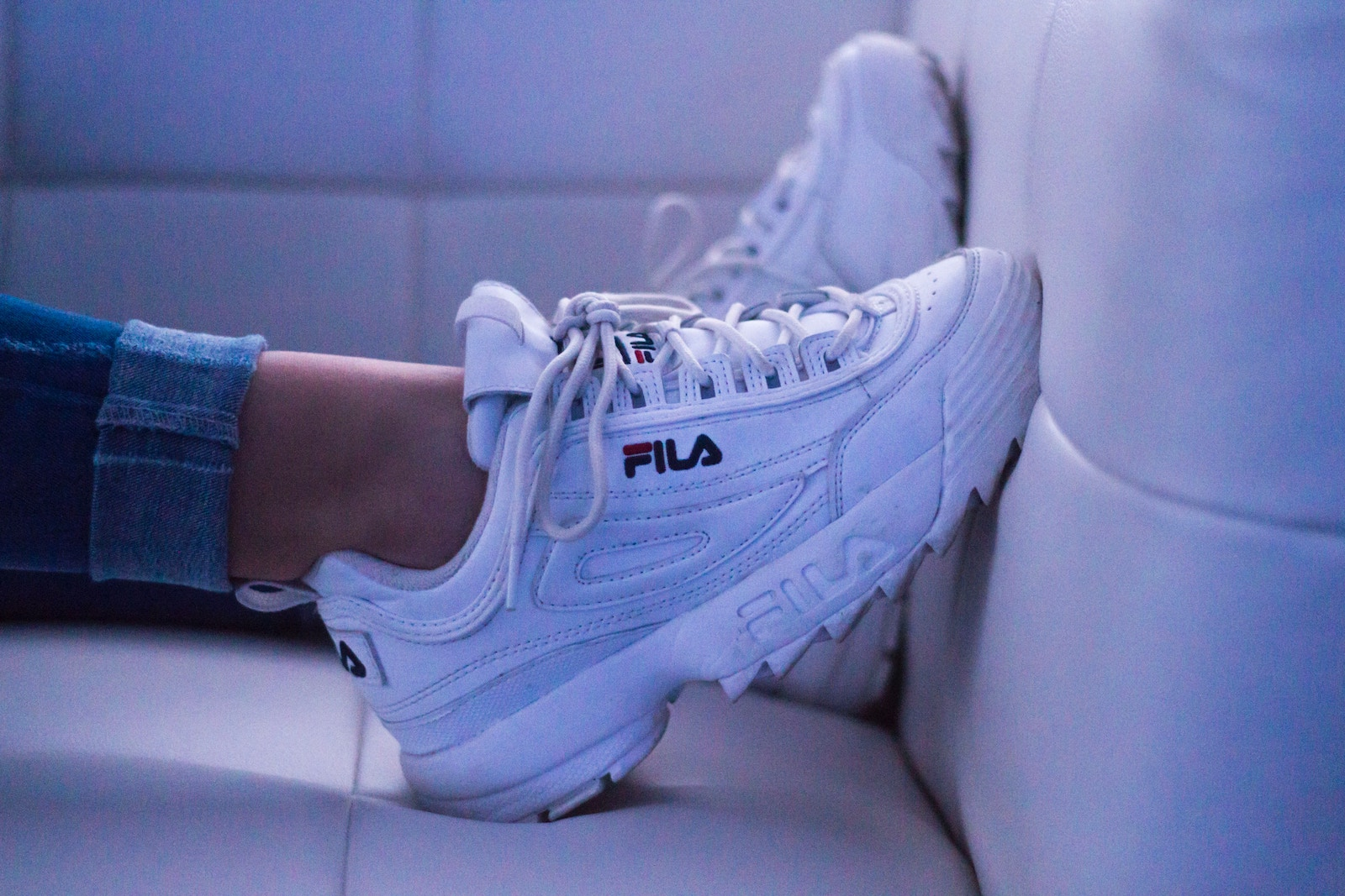 Fila Disrupt co będzie modne wiosna lato 2019 trendy ugly sneakers dad shoes