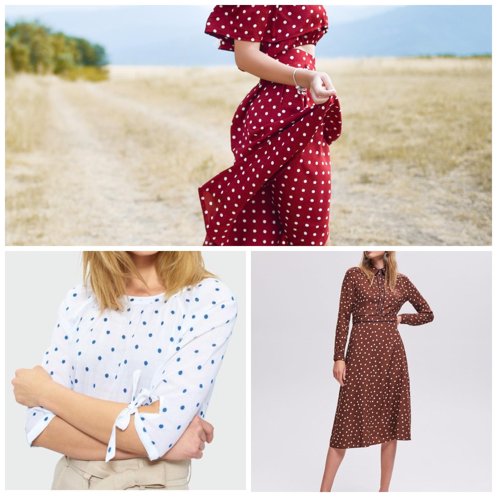 GROSZKI modne Trendy wiosna lato 2019