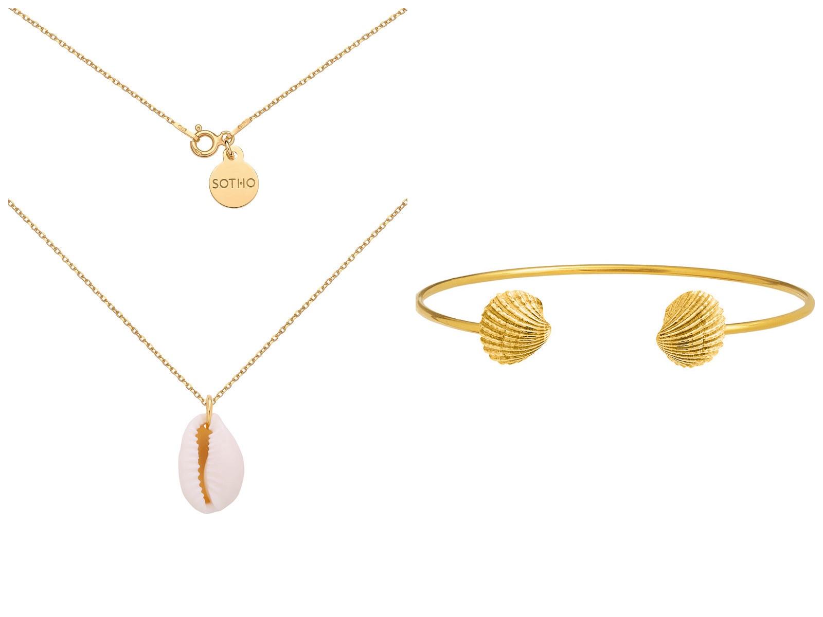 biżuteria trendy wiosna lato 2019