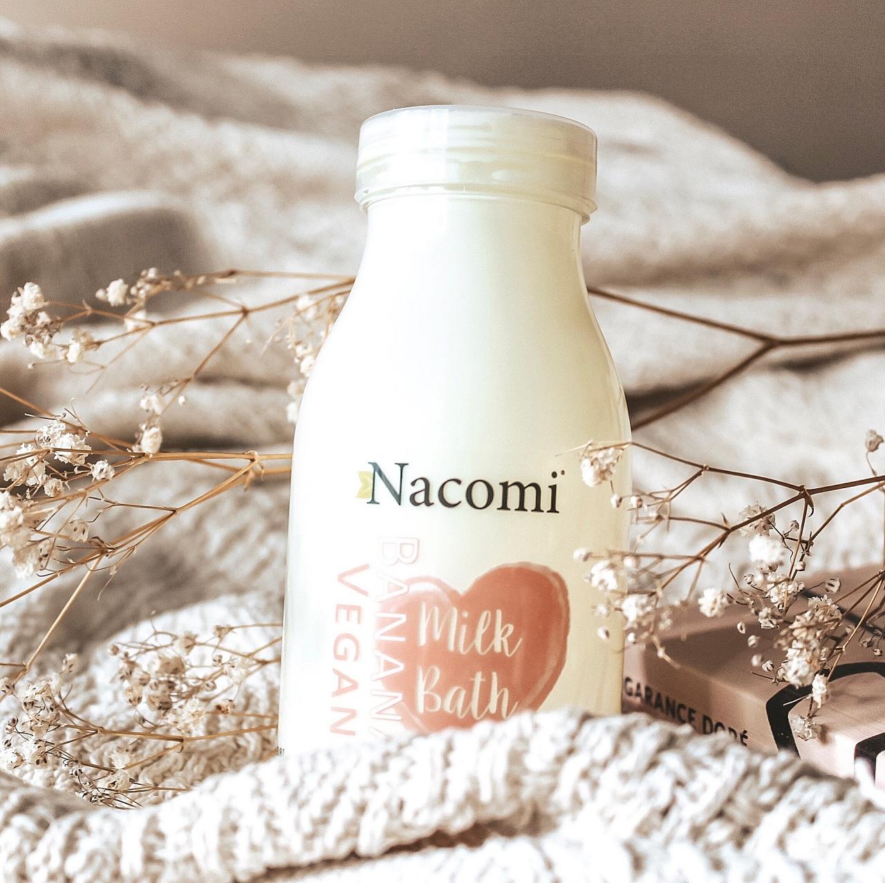 Mleko dokąpieli Nacomi opinie
