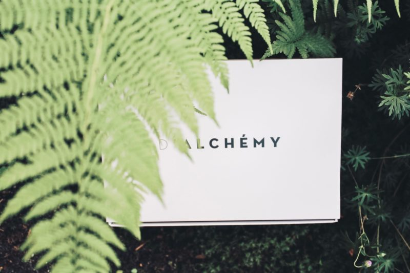 Kosmetyki D'Alchemy - peeling olejek i krem