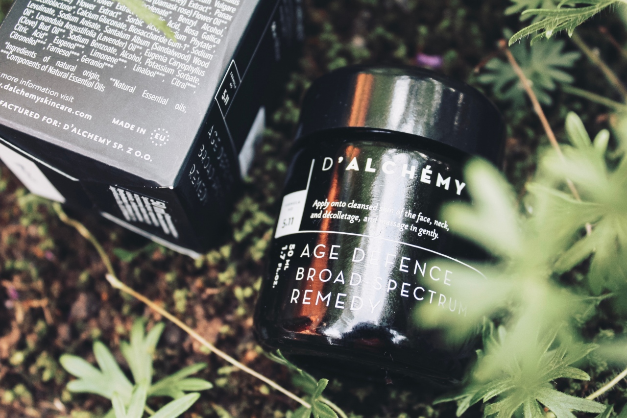 Krem D'Alchemy Age Defence Broad Spectrum Remedy
