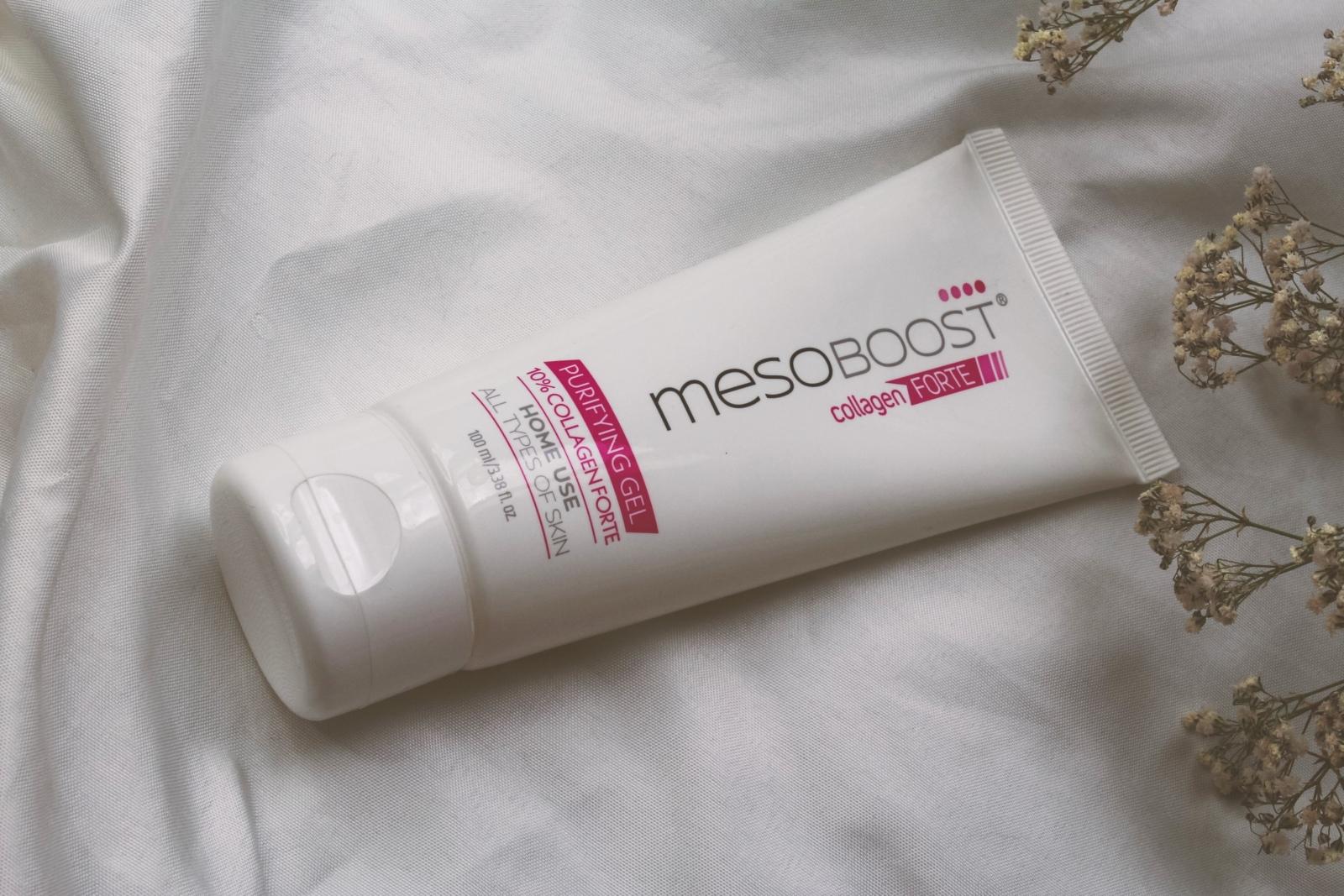 żel domycia twarzy Mesoboost Collagen Forte Gel