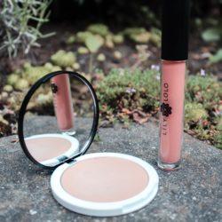 Kosmetyki mineralne Lily Lolo błyszczyk i rozświetlacz