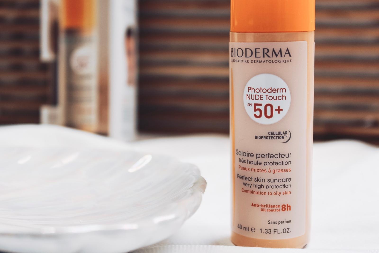 Podkład Bioderma Photoderm Nude Touch SPF 50+