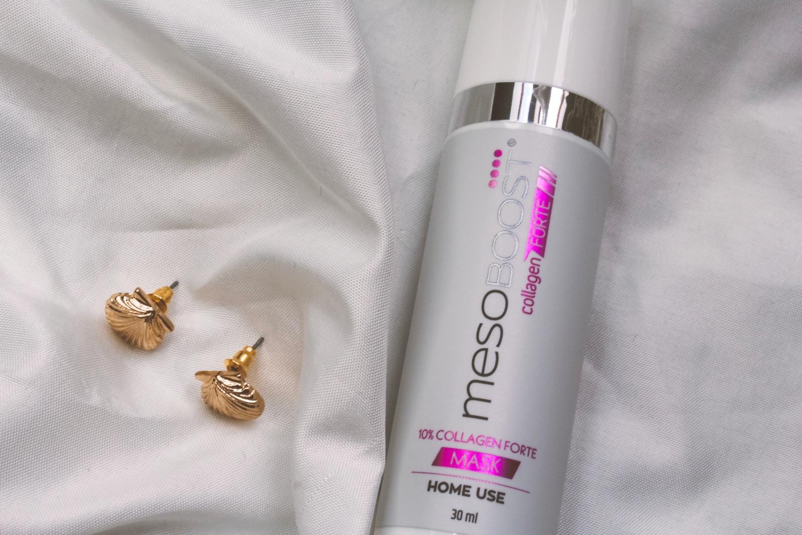 maska kolagenowa Mesoboost Collagen Forte Mask