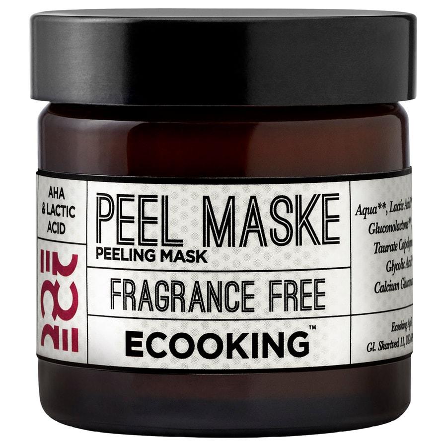 Ecooking maska peelingująca peeling mask