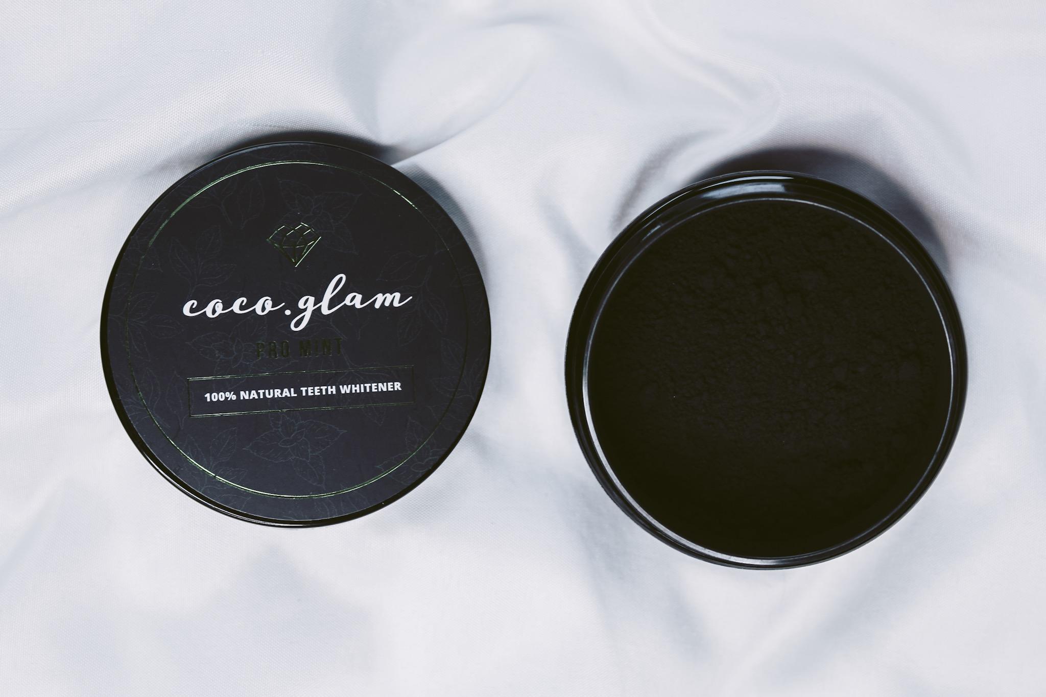 Proszek Coco Glam Mint