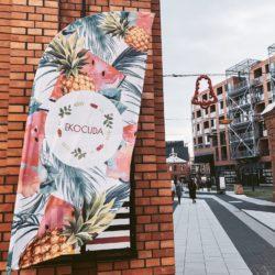 Targi Ekocuda w Warszawie listopad 2019 relacja blog