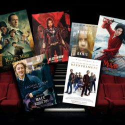 Premiery kinowe 2020 roku najlepsze filmy
