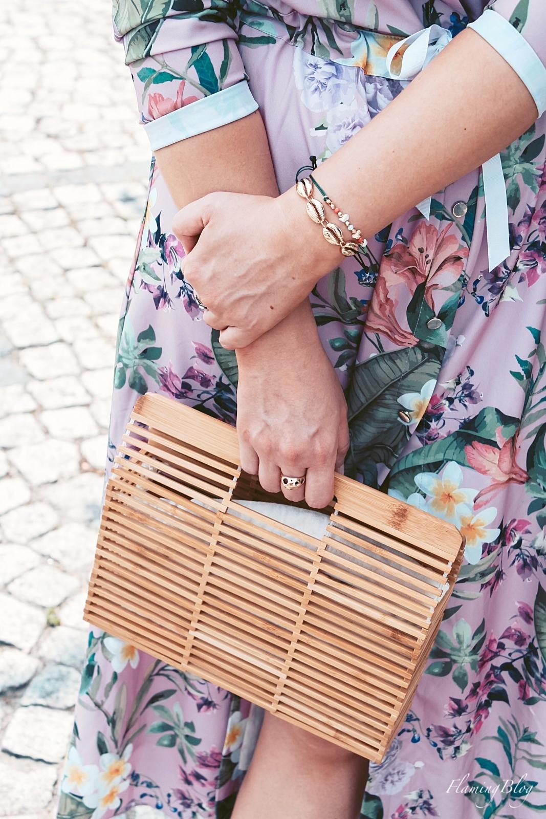 modne torebki-kosze plecione worki trendy lato 2020