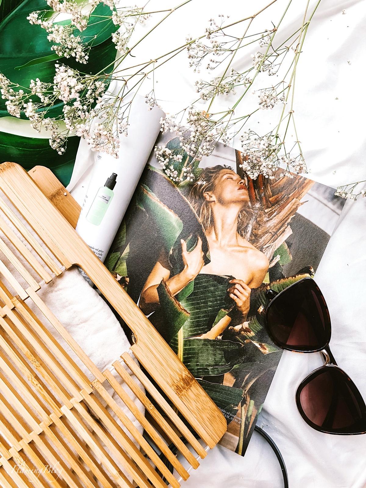 modne torebki kosze plecione worki trendy lato 2020
