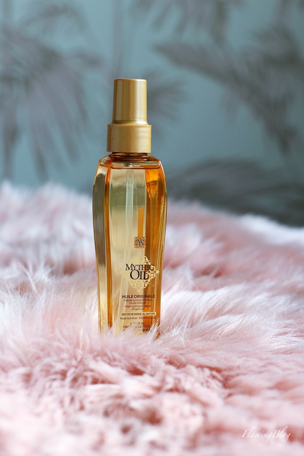 L'Oreal Professionel Mythic Oil Huile Originale opinie blog