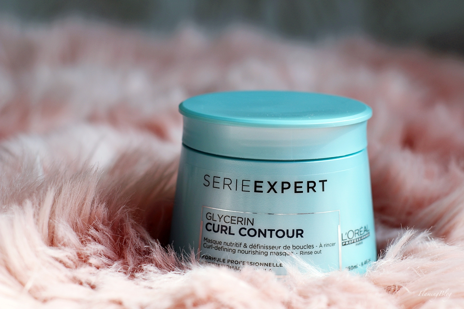 L'Oreal Professionel Serie Expert Glycerin Curl Contour opinie blog