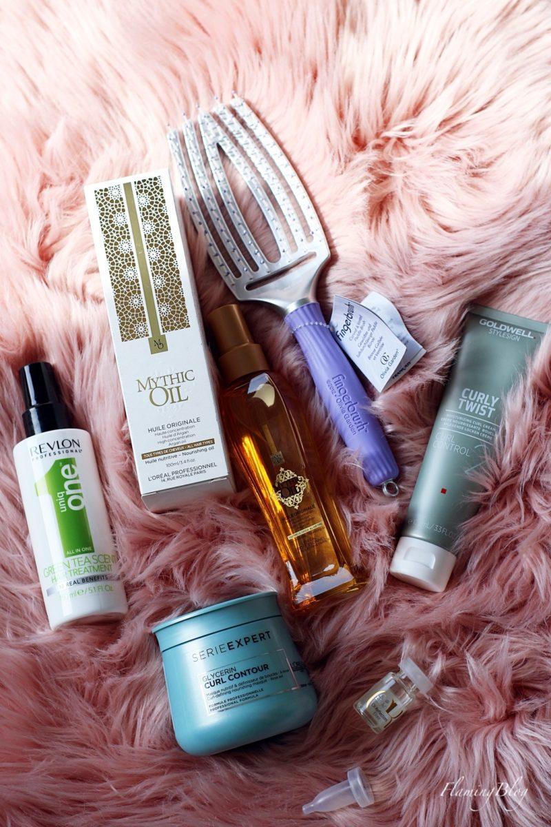 Recenzja popularnych produktów do pielęgnacji i stylizacji włosów blog