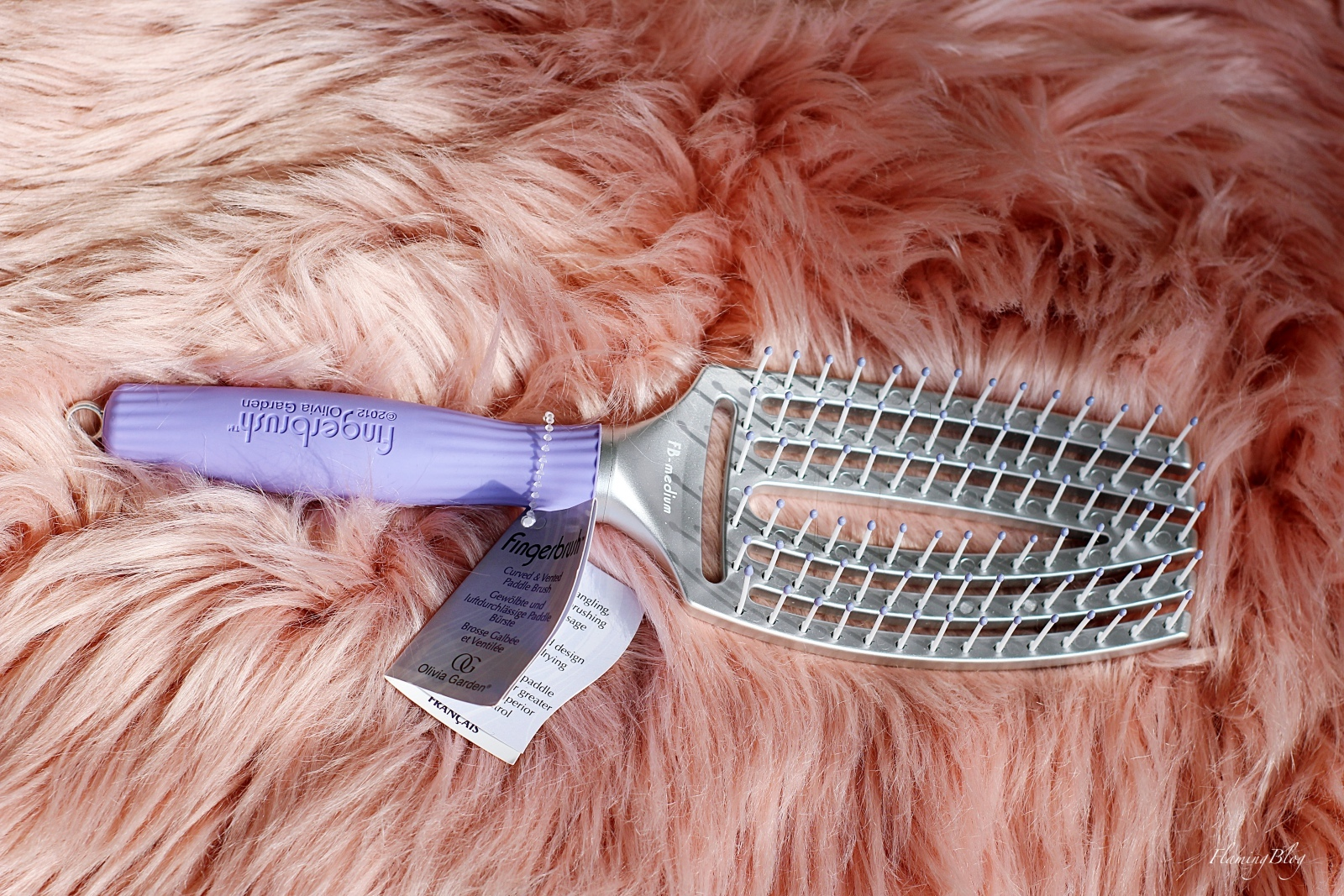 szczotka Olivia Garden fingerbrush opinie blog