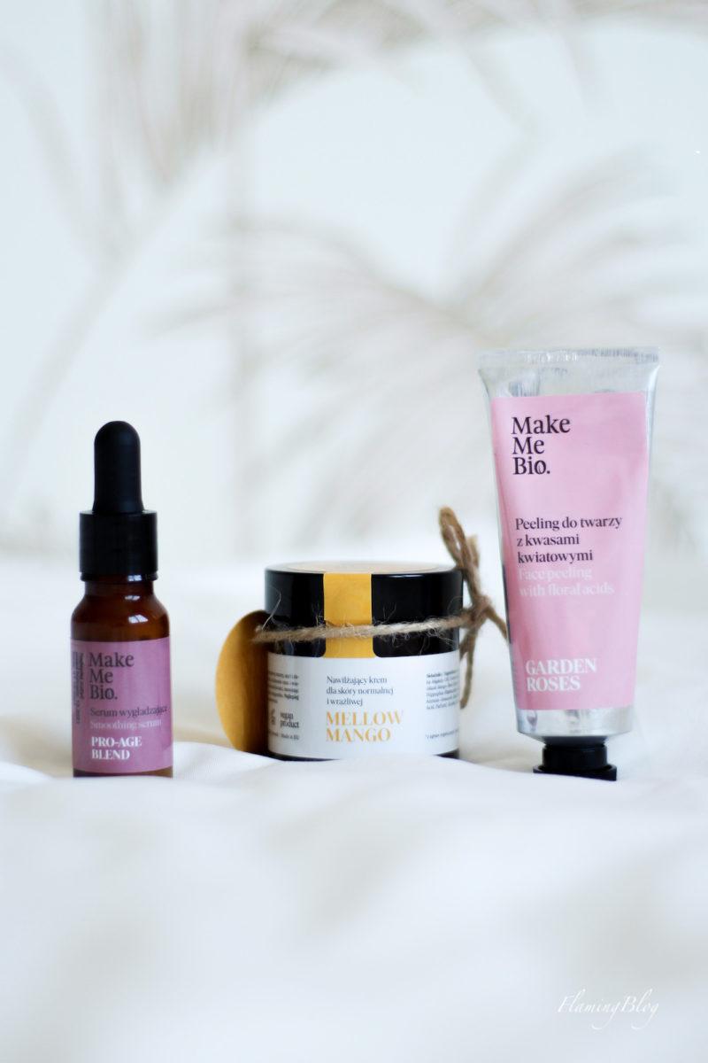 Kosmetyki Make Me Bio opinie
