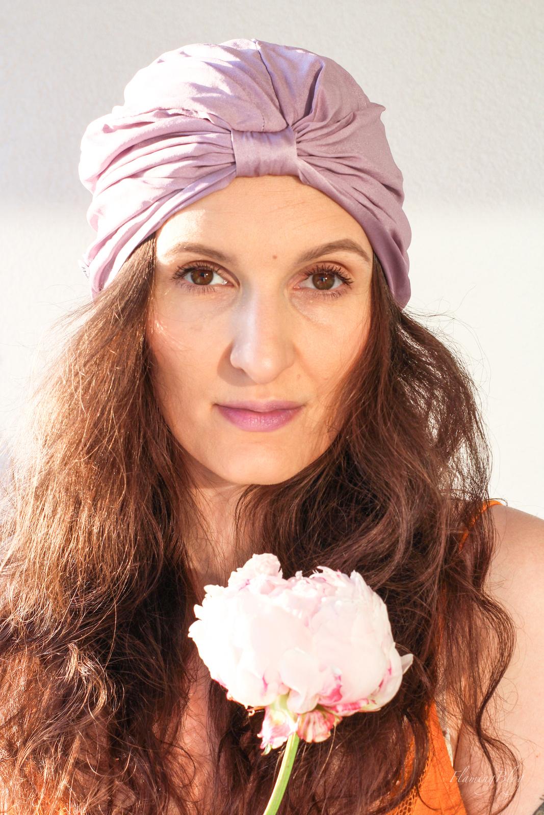 Akcesoria do włosów ALMANIA moja opinia turban