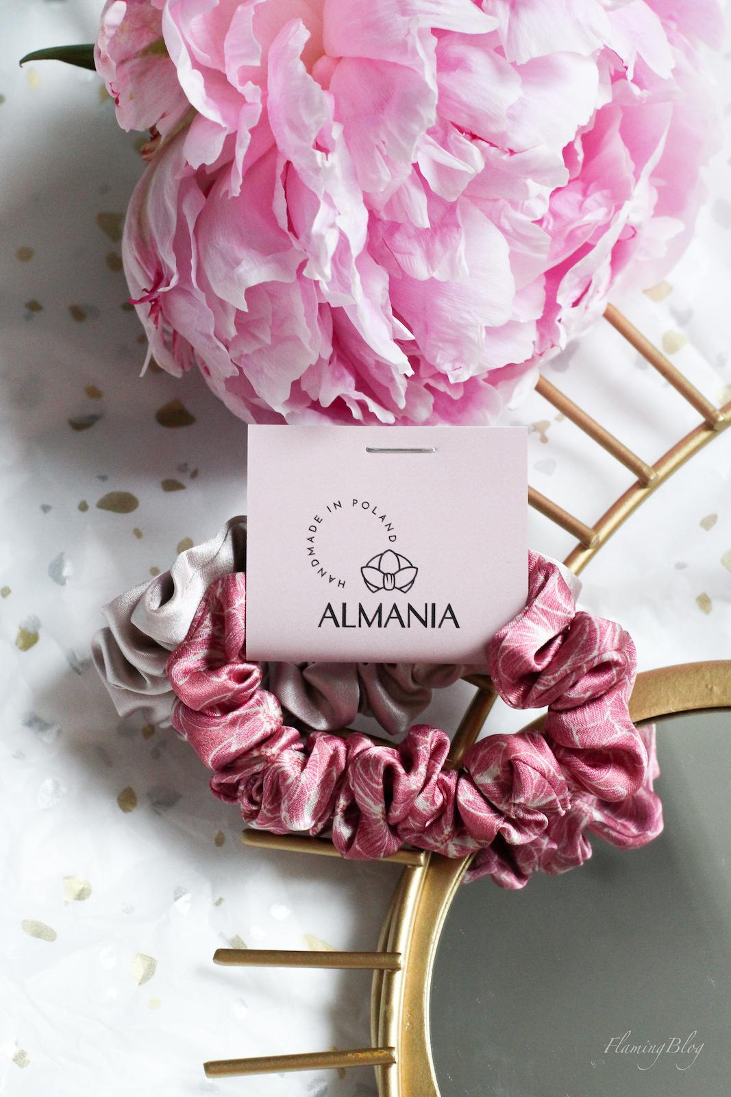 gumki jedwabne Almania opinie