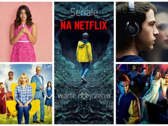 Seriale na platformie Netflix, które warto obejrzeć