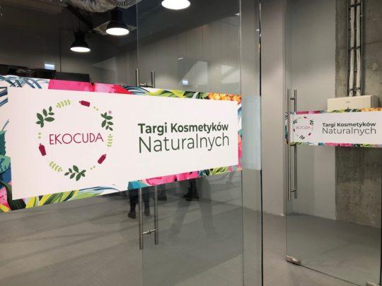 Relacja z Targów Kosmetycznych Ekocuda Warszawa 2019 – jak było?